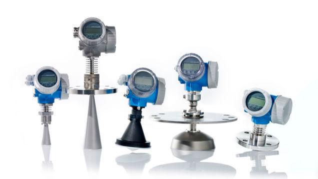 Micropikot FMR5x family - Endress+Hauser датчики, расходомеры, термометры, счетчики