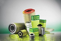 MANN-FILTER products